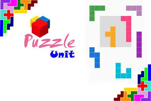 Puzzle Unit poster