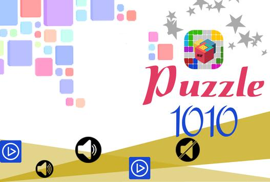 Puzzle 1010 poster