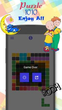 Puzzle 1010 screenshot 4