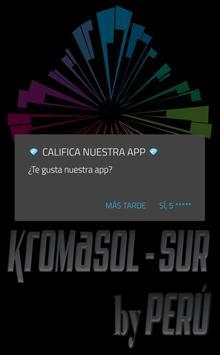 KROMASOL PERÚ - SUR screenshot 2