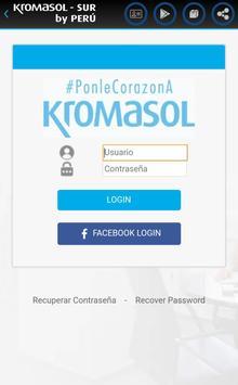 KROMASOL PERÚ - SUR screenshot 3
