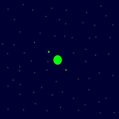 ShootingStars for near-sighted icon