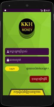 KKH MONEY poster