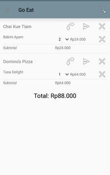 Go Eat apk screenshot