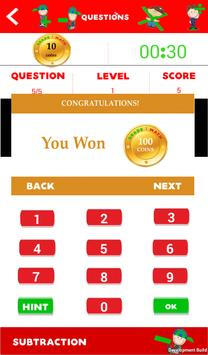 Grade One Maths screenshot 6