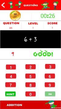 Grade One Maths screenshot 2