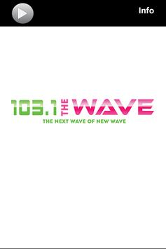 103.1 The Wave, SLC poster