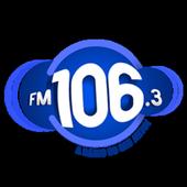 106 FM Goiana ícone