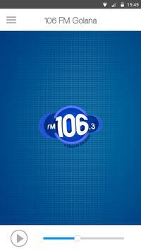 106 FM Goiana Cartaz