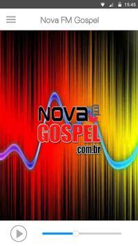Nova FM Gospel poster