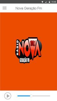 Nova Geração Fm poster