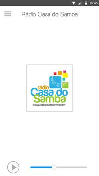 Rádio Casa do Samba poster