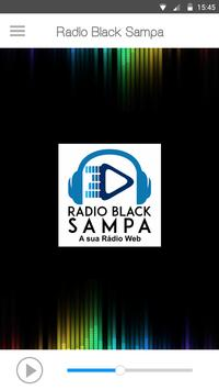 Rádio Black Sampa Cartaz
