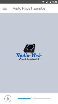 Rádio Web Hinos Inspirados Cartaz