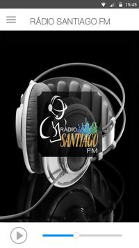 RÁDIO SANTIAGO FM poster