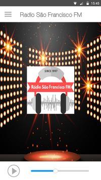 Rádio São Francisco FM Cartaz