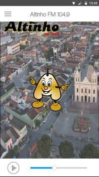 Altinho FM 104,9 screenshot 1