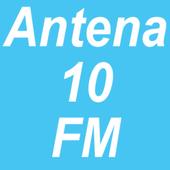Antena 10 FM icon