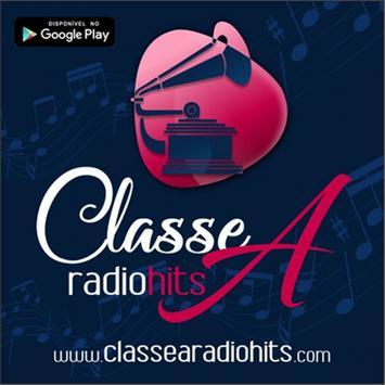Classe A Rádio Hits apk screenshot