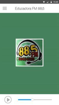 Educadora FM 88,5 screenshot 1