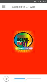Gospel FM 97 Web screenshot 1