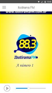 Ibotirama FM poster