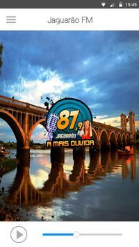 Jaguarão FM apk screenshot