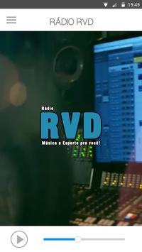 RÁDIO RVD apk screenshot