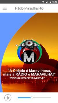 Rádio Maravilha Rio apk screenshot
