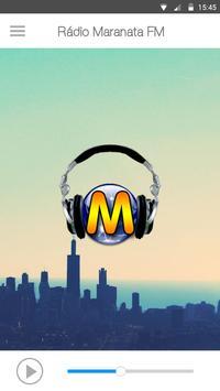Rádio Maranata FM poster