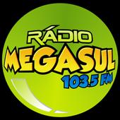 Rádio Megasul Fm 103,5 icon