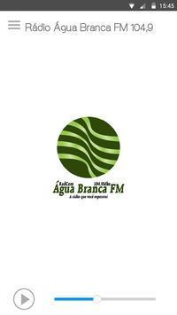 Rádio Água Branca FM 104,9 apk screenshot
