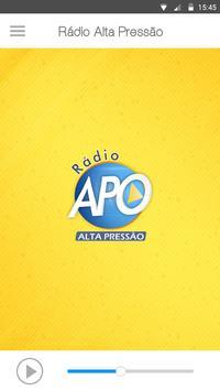Rádio Alta Pressão screenshot 1