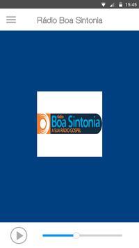 Rádio Boa Sintonia poster