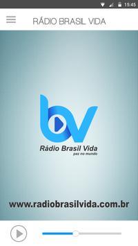 RÁDIO BRASIL VIDA apk screenshot