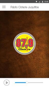 Rádio Cidade Juquitiba poster
