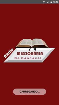 Rádio & Tv Missionária de Cascavel Poster