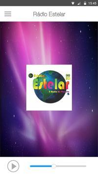 Rádio Estelar - A Rádio do Planeta apk screenshot