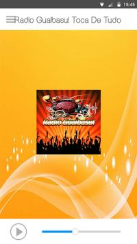 Rádio Guaibasul Toca De Tudo poster