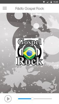 Rádio Gospel Rock poster