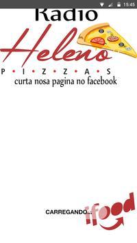 Rádio Heleno Pizzas poster