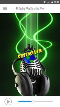 Rádio Potência FM screenshot 1