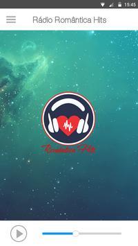 Rádio Romântica Hits screenshot 1