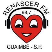 RÁDIO RENASCER FM GUAIMBÉ icon