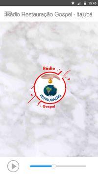 Rádio Restauração Gospel - Itajubá apk screenshot