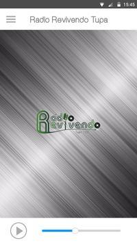 Rádio Revivendo Tupã-SP apk screenshot