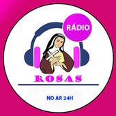 Rádio Web Rosas icon