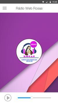 Rádio Web Rosas poster