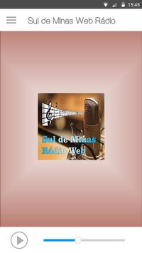 Sul de Minas Web Rádio poster