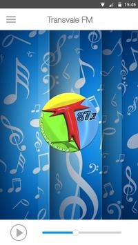 Transvale FM screenshot 1